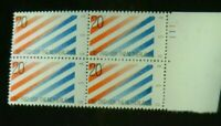 1982 20c U.S.A. & The Netherlands Scott 2003 MNH