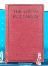 """""""The Young Fur Takers"""" by St. George Rathborne, 1912"""