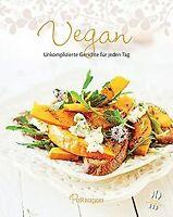 100 Rezepte -Vegan von Parragon | Buch | Zustand sehr gut