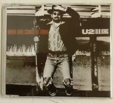 U2 When Love Comes to Town Cd-Single Allemagne 1989