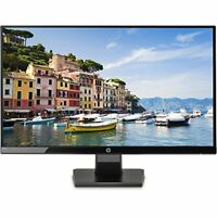 "HP 24w 23.8"" LCD Widescreen Monitor - Black"