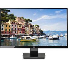"""HP 1CA86AA#ABA 23.8"""" LCD Widescreen Monitor (24W Black)"""