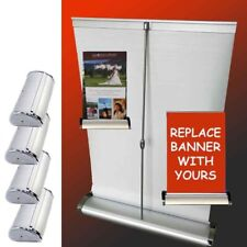 Mini Table Top Retractable Tradeshow Display Banner Stand A3 115x165