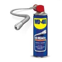 WD40 Flexible Straw system multi-purpose lubricant 400ml Pack of 6 FREE DELIVERY