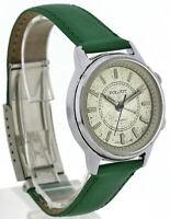 Poljot Herren- Armbanduhr mit mechanischem Wecker, Weckfunktion, Handaufzug