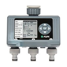 Pope Aquazone Trio Tap Timer The New Simple Way To Automate Your Watering