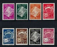 PORTUGAL COLONIES 1949 UPU STAMPS ANGOLA TO MACAU