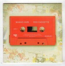 (FZ260) Mamas Gun, Red Cassette - 2014 DJ CD