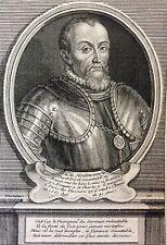 Anne de Montmorency (1493-1567) par Etienne-Johandier DESROCHERS 1668-1741 XVII