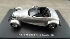 EAGLES RACE Plymouth Prowler 3671 Universal Hobbies silber 1:43 Modell  A1043
