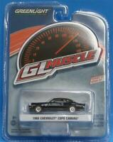 Greenlight 1:64 GL Muscle R22 1968 Chevrolet COPO Camaro in Tuxedo Black