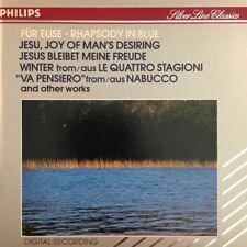 FUR ELISE, RHAPSODY IN BLUE etc W.GERMAN PHILIPS Label CD Album