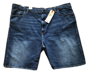BIG AND TALL  JEANS DENIM  SHORTS  JEANS 44-54 FREE  SHIPPING