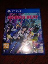 Akibas Beat Ps4 PQube