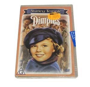Dimples - Shirley Temple DVD - Region 4 AU