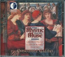 The Mystic and the Muse Ensemble Galilei CD music album