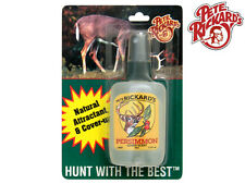 PETE RICKARD - NEW 2 OZ. PERSIMMON ATTRACTANT COVER SCENT - LH532