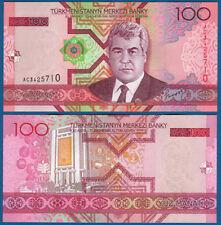 TURKMENISTAN 100 Manat 2005 UNC  P. 18