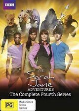 The Sarah Jane Adventures : Series 4 (DVD, 2012, 2-Disc Set) New Unsealed D229