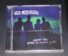 THE LIBERTINOS ANTHEMS FOR DOOMED YOUTH CD ENVÍO RÁPIDO NUEVO Y EMB. ORIG.