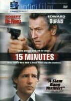 15 Minutes (Infinifilm Edition) -  EACH DVD $2 BUY AT LEAST 4