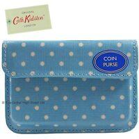 Cath Kidston Coin Purse Mini Dot (turquoise) *100% authentic* **BNWT**
