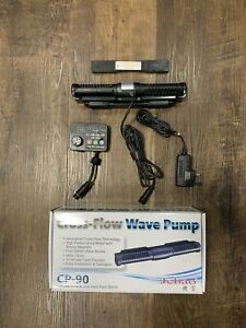 Jebao Cross Flow Wave Maker CP-90 Reef Aquarium Pump ( no reserve )