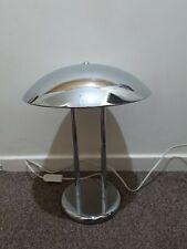 Vintage /Retro IKEA Table Lamp - Silver Chrome Base /Shade