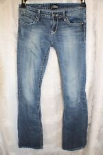 REROCK for EXPRESS women's Boot cut denim jeans Size 2S