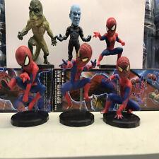5 Pcs/Set The Amazing Spider-Man 2 PVC Action Figure Collectible Model Toy