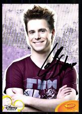 Cody Stone Disney Channel autografiada mapa original firmado # bc 7967