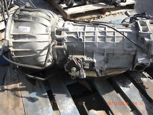 2003-2004 LAND ROVER DISCOVERY Automatic Transmission
