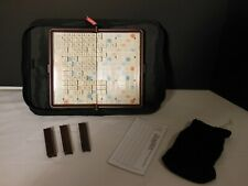 Travel Edition Scrabble Crossword Game Tiles Bag Trays Replacement Parts