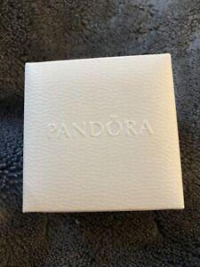 Genuine Empty Pandora ** Charm Box ** Bracelet Box  ** Gift Pouch ** Bag **