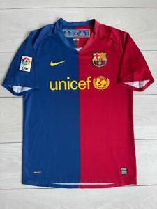 FC Barcelona Jersey Shirt 2008-2009 Home Original Nike