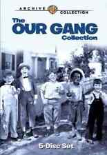 Our Gang Collection (52 Short Films, 1938-1942) (5-Disc) NEW DVD