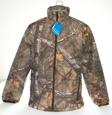 Columbia Realtree Xtra Camo PHG Frost Fighter Zip Front Jacket Men's Large L NWT