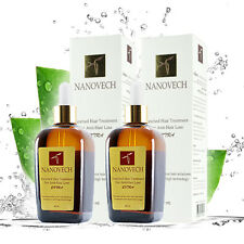 Anti hair loss,regrowth Nanovech product Pack 2