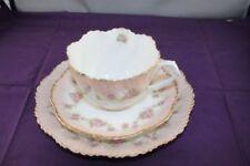 Saucer Multi-Coloured Vintage Original Pottery & Porcelain