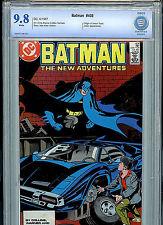 Batman #408  DC Comics CBCS  9.8 NM/MT 1987 Origin Jason Todd Amricons B3