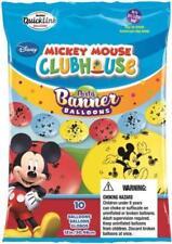 Ballons de fête multicolores mickey mouse pour la maison