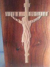 Handmade Desk ART Black Walnut Sandblast Art Paperweight Bookend  Gift