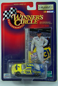 1998 Winner's Circle 1:64 DALE JR 1997 #31 Wrangler Monte Carlo w Rookie Stripes