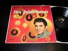 "Elvis Presley ‎""Elvis' Golden Records"" LP  RCA Victor ‎– LPM-1707 Usa"