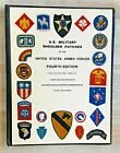 1985 Vtg U.S. Military Shoulder Patches of the US Armed Forces Book 4th Edition