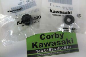 KAWASAKI GENUINE WATER PUMP SEAL SET KX65 00-03