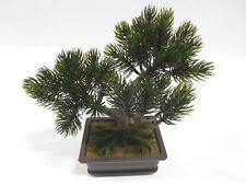Bonsai Dekobaum Kunstbaum Kunstpflanze Dekopflanze H 23 cm getopft 437493 F52