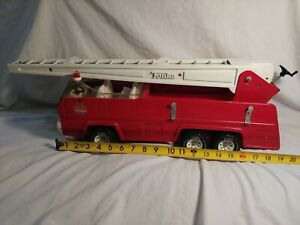 Vintage Large Tonka Pumper Fire Truck Ca 1970 TONTRU10011