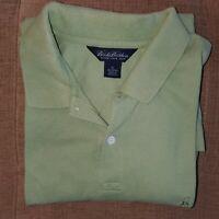 Men's BROOKS BROTHERS Polo Shirt Golf Size XL Short Sleeve Green