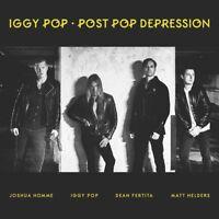 "Iggy Pop - Post Pop Depression (NEW 12"" VINYL LP)"